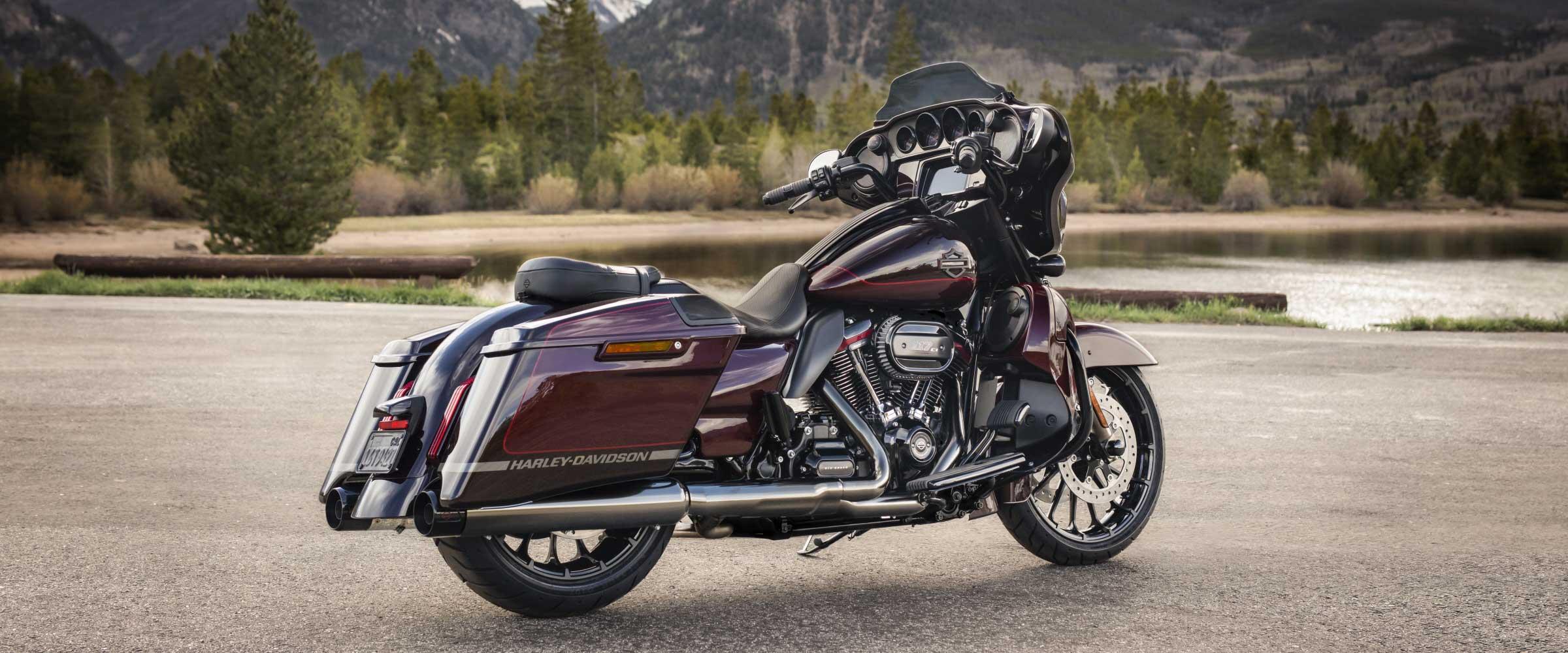 Harley-Davidson® CVO™ Street Glide®