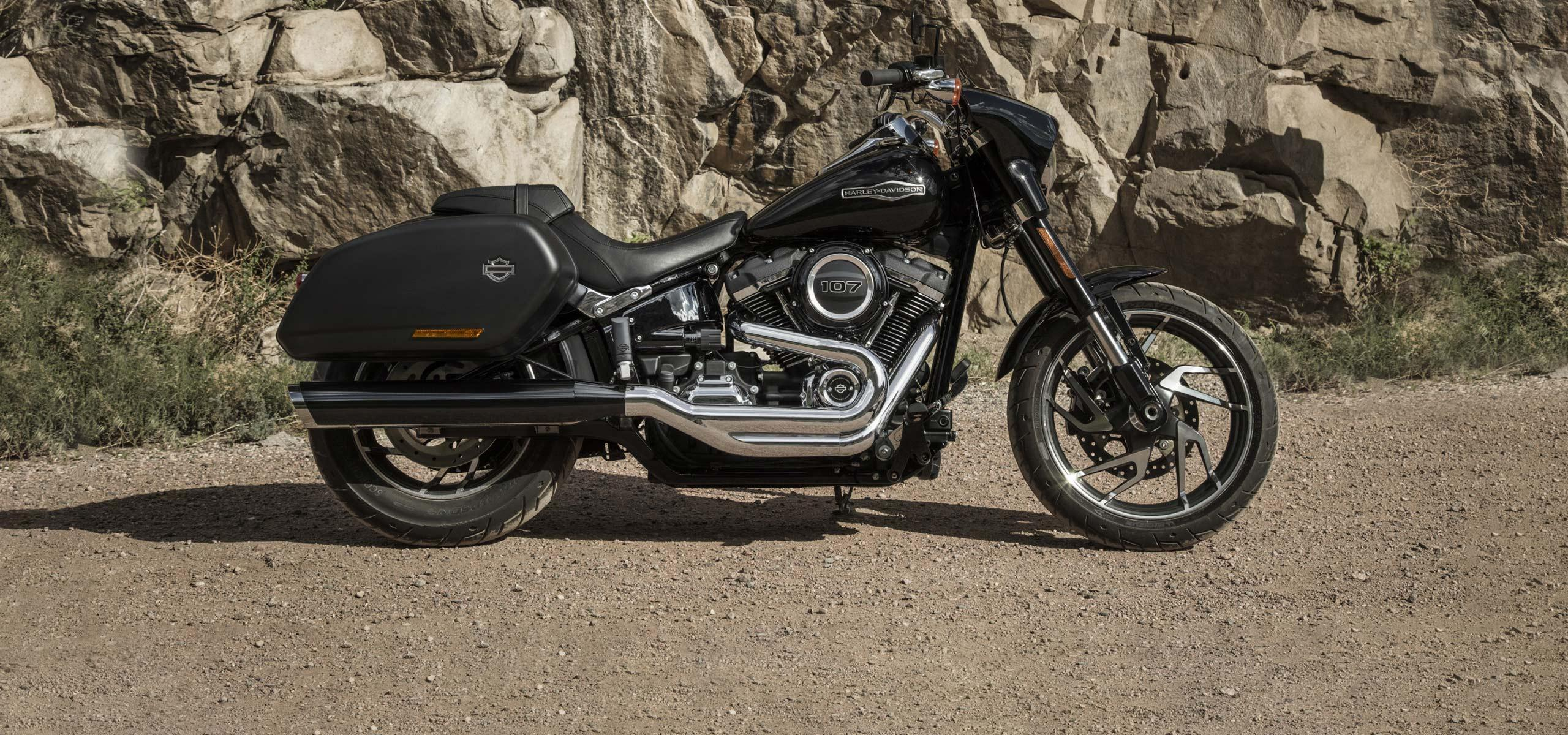 Harley-Davidson® Sport Glide®