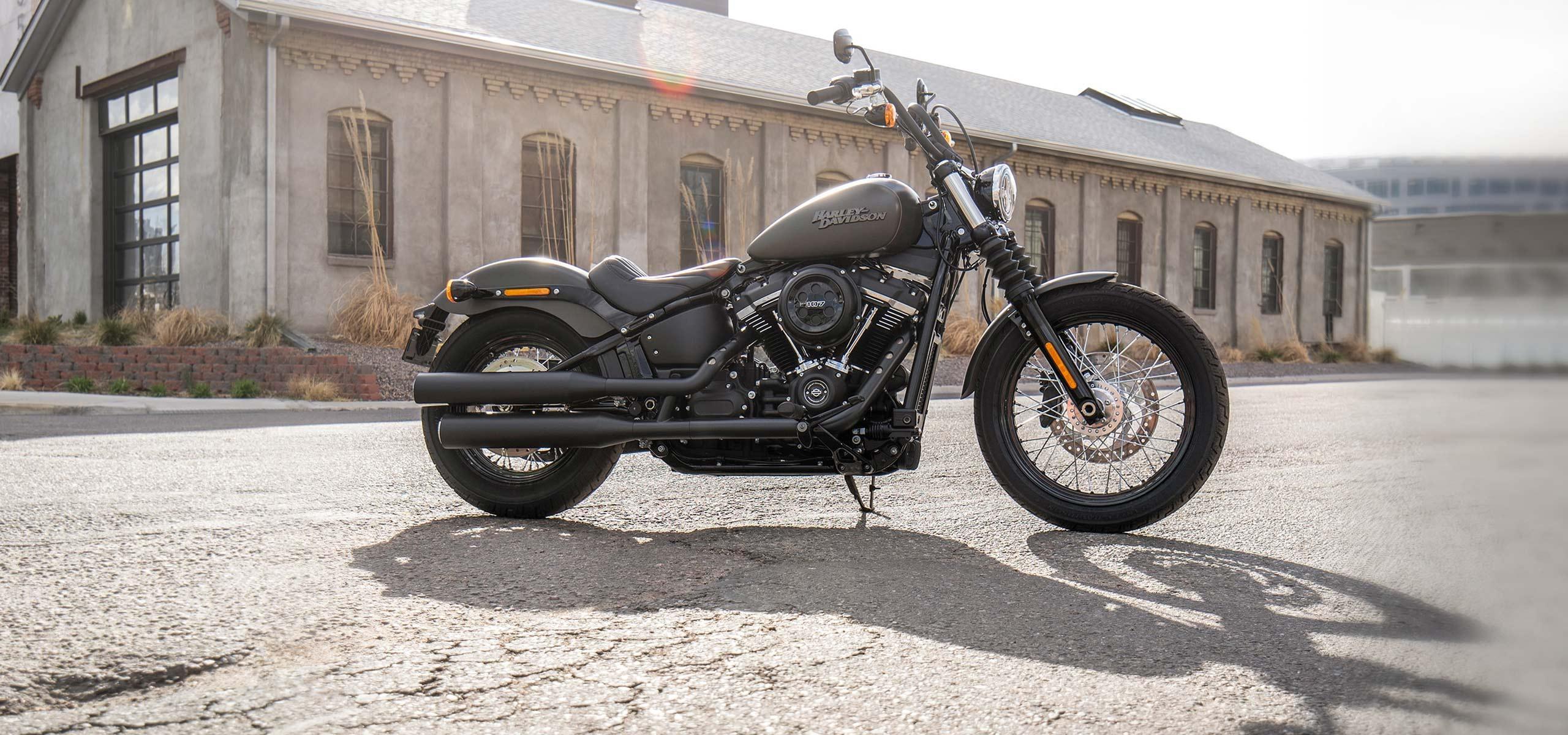 Harley-Davidson® Street Bob®