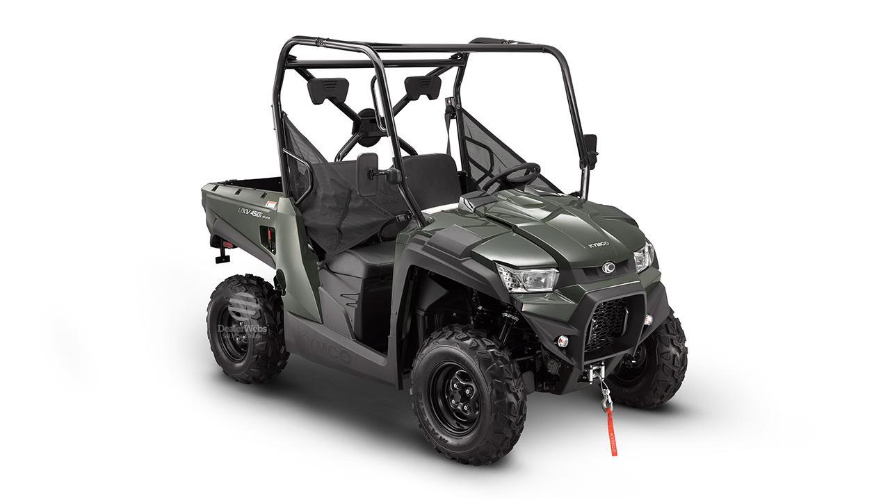 Kymco UXV 450i 2020 E4