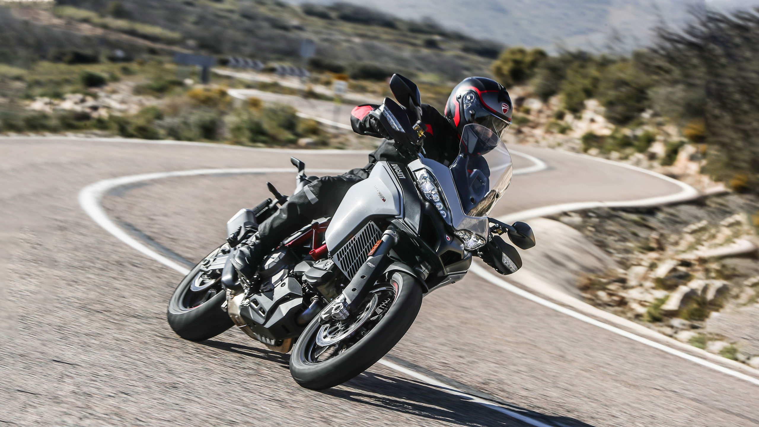 Ducati Multistrada 950 S Spoked Wheels