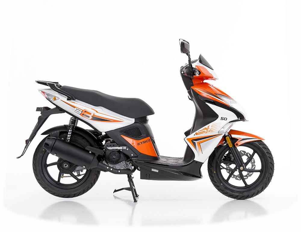Kymco SUPER 8 50 2020 E4