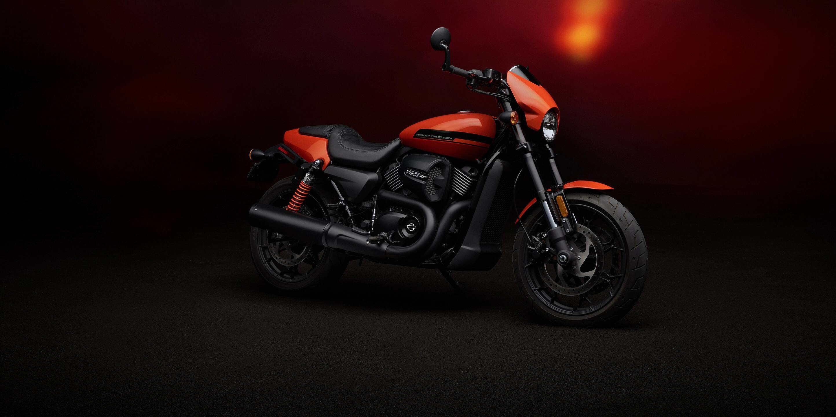 Harley-Davidson® Street Rod®