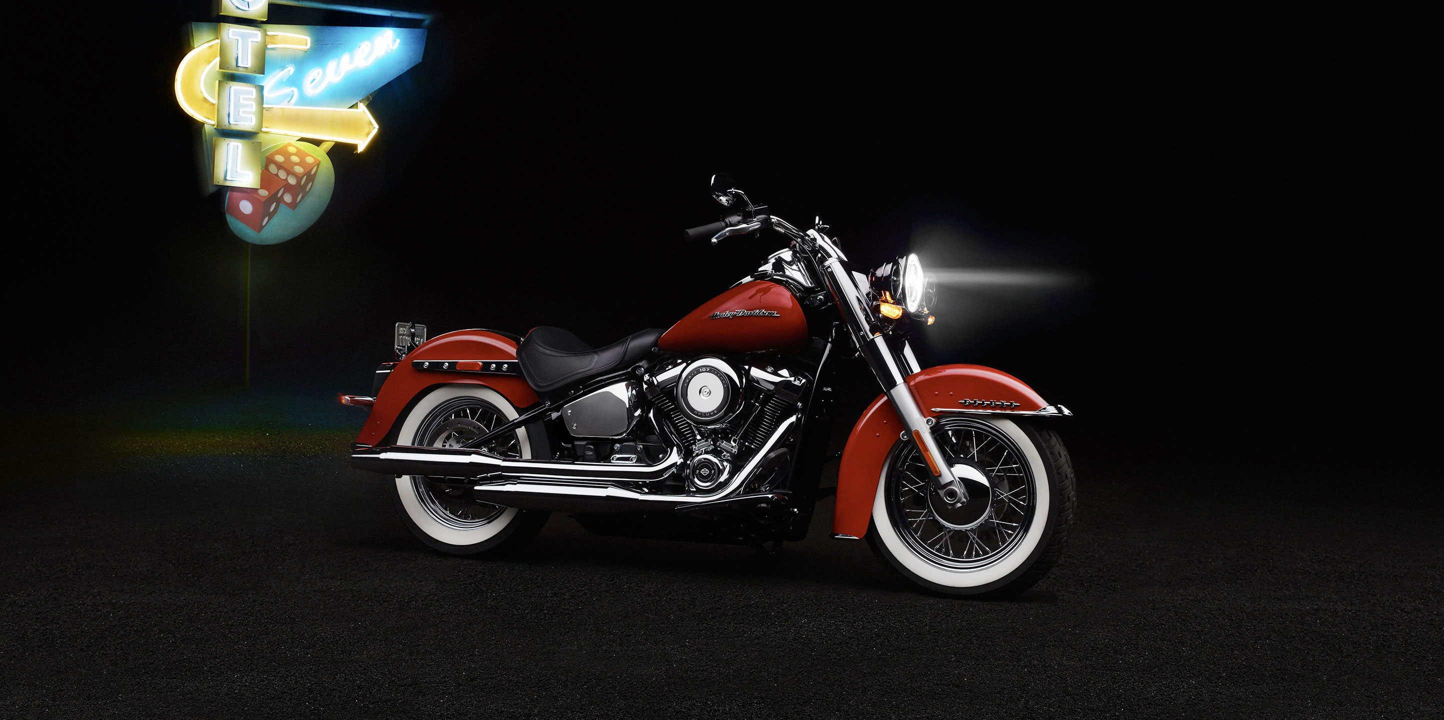 Harley-Davidson® Deluxe