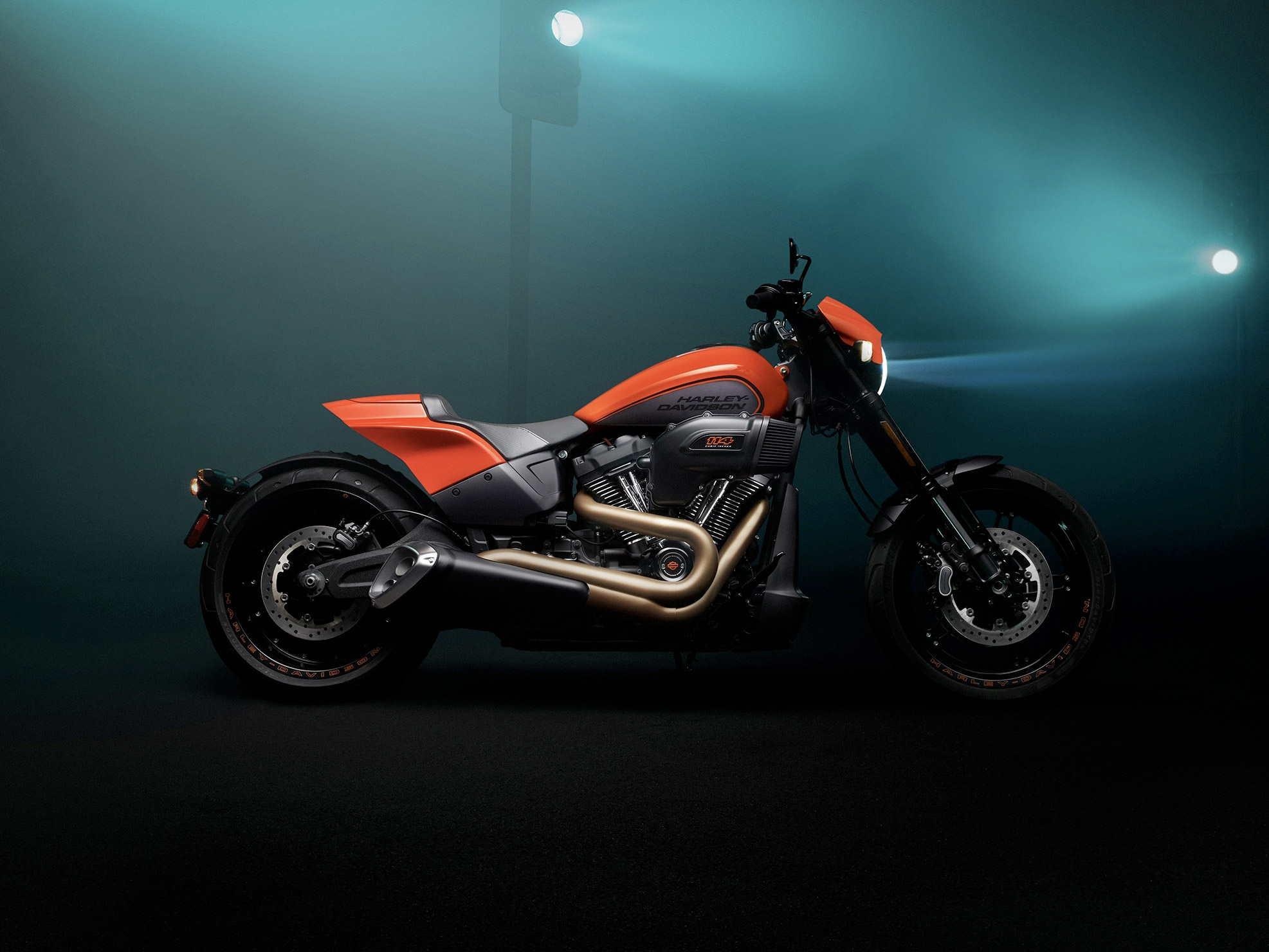 Harley-Davidson® FXDR™ 114