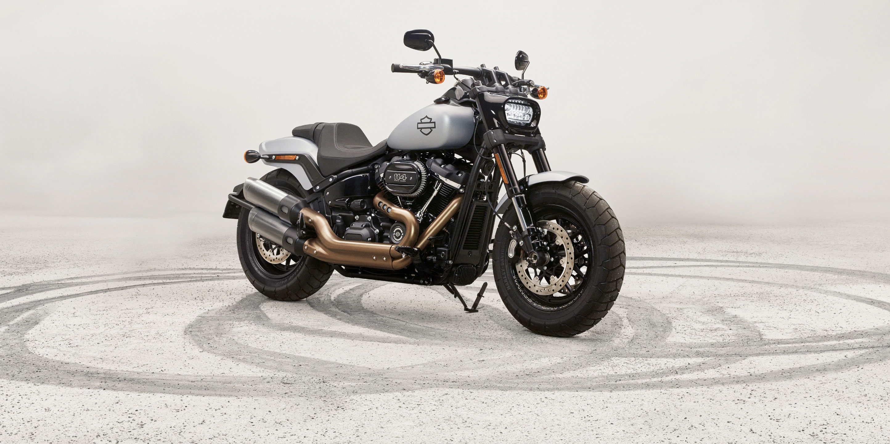 Harley-Davidson® Fat Bob® 114