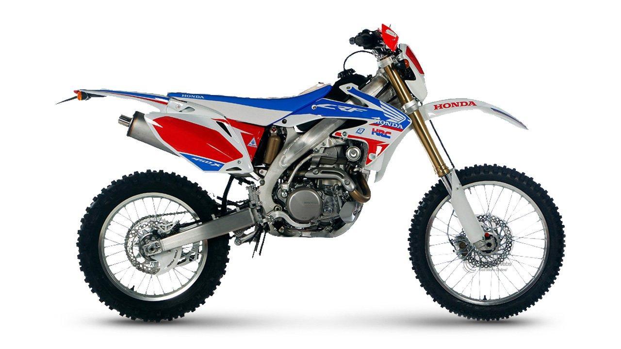 Honda CRF450XRL
