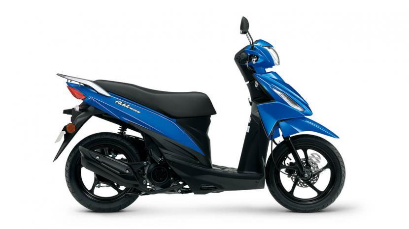 2020 Metallic Triton Blue (YSF)