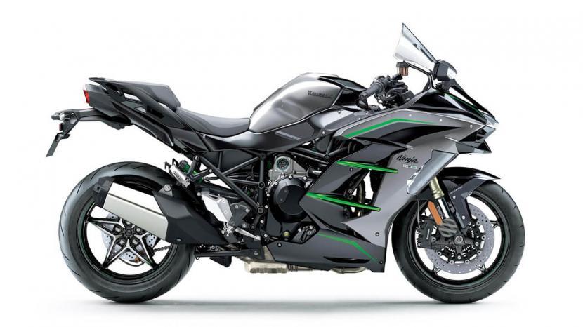 Metallic Graphite Grey / Metallic Diablo Black / Emerald Blazed Green (SE)