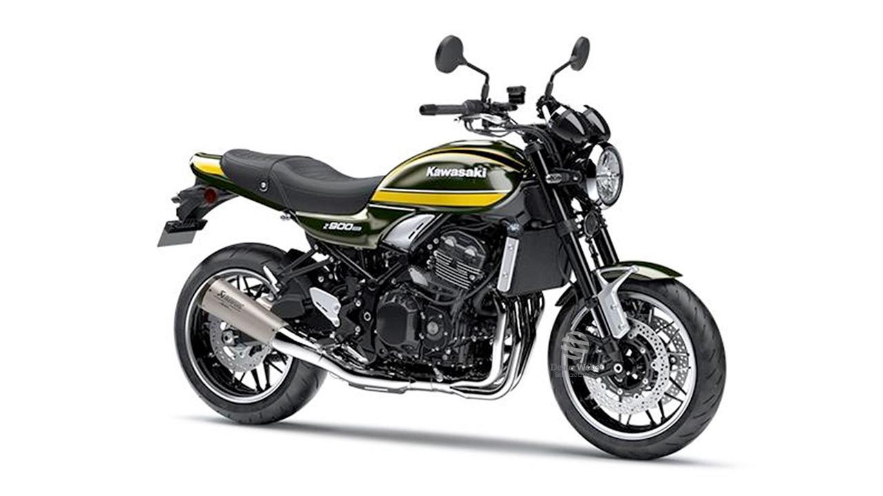 Kawasaki Z900RS Performance