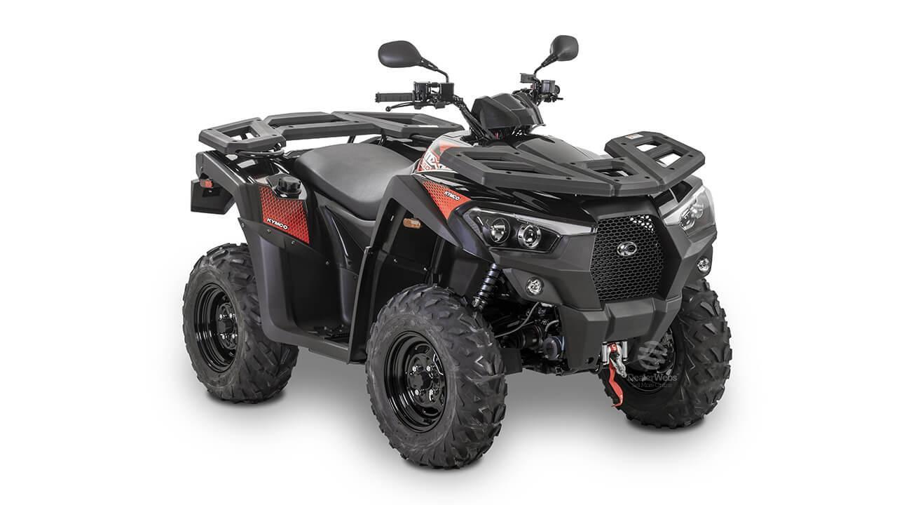 Kymco MXU 550i T3b 2020 E4