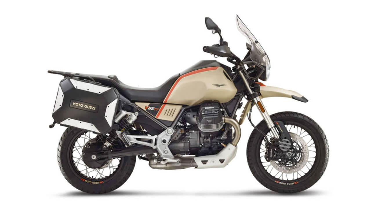 Moto Guzzi V85 TT Travel 850