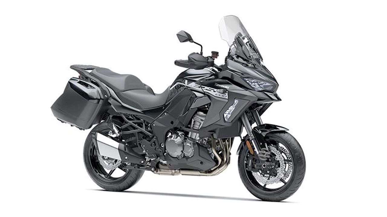 Kawasaki Versys 1000 Tourer SE