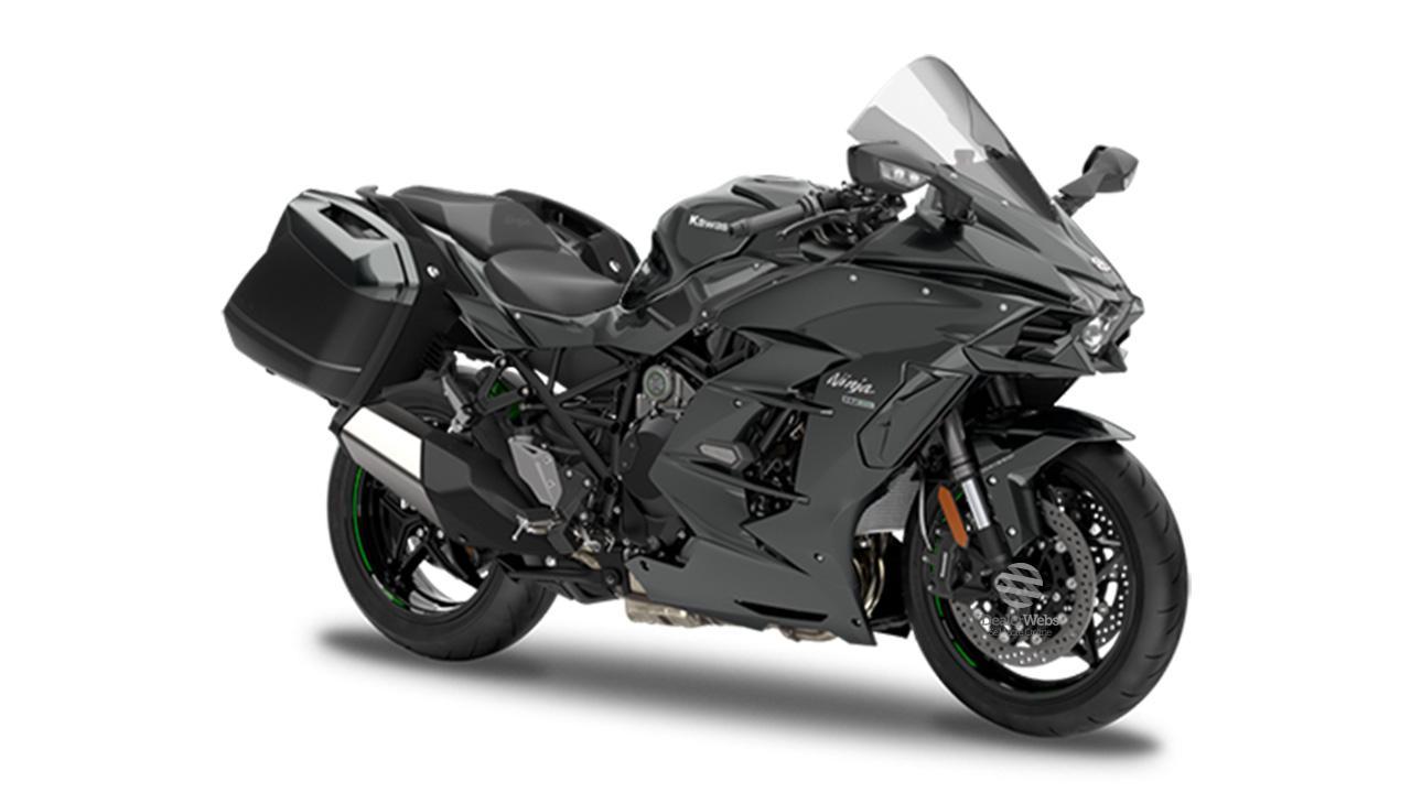 Kawasaki Ninja H2 SX Tourer