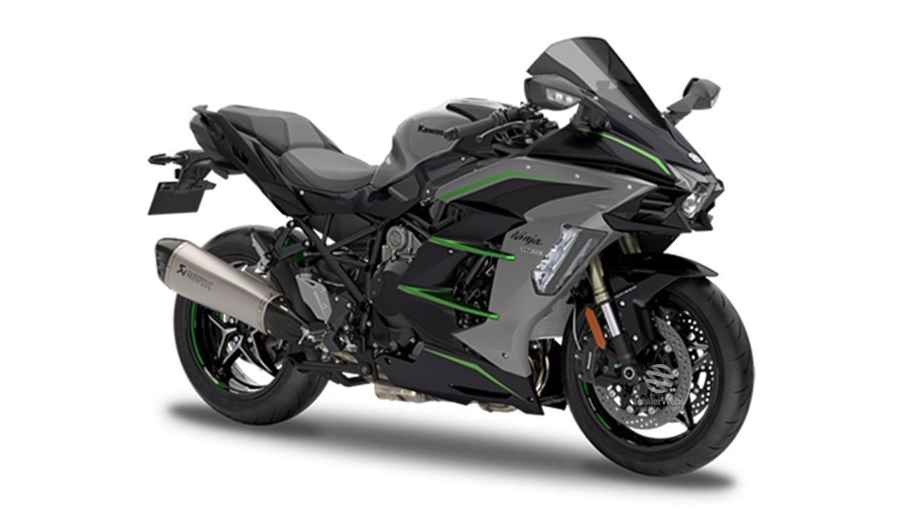 Kawasaki Ninja H2 SX SE Performance
