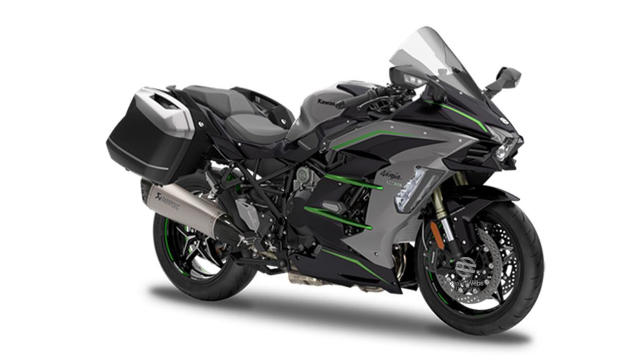 Kawasaki Ninja H2 SX SE Performance Tourer