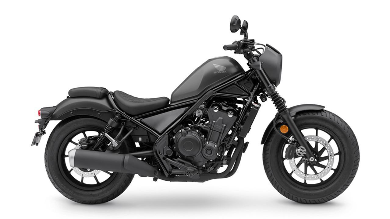 Honda CMX500 Rebel Special Edition