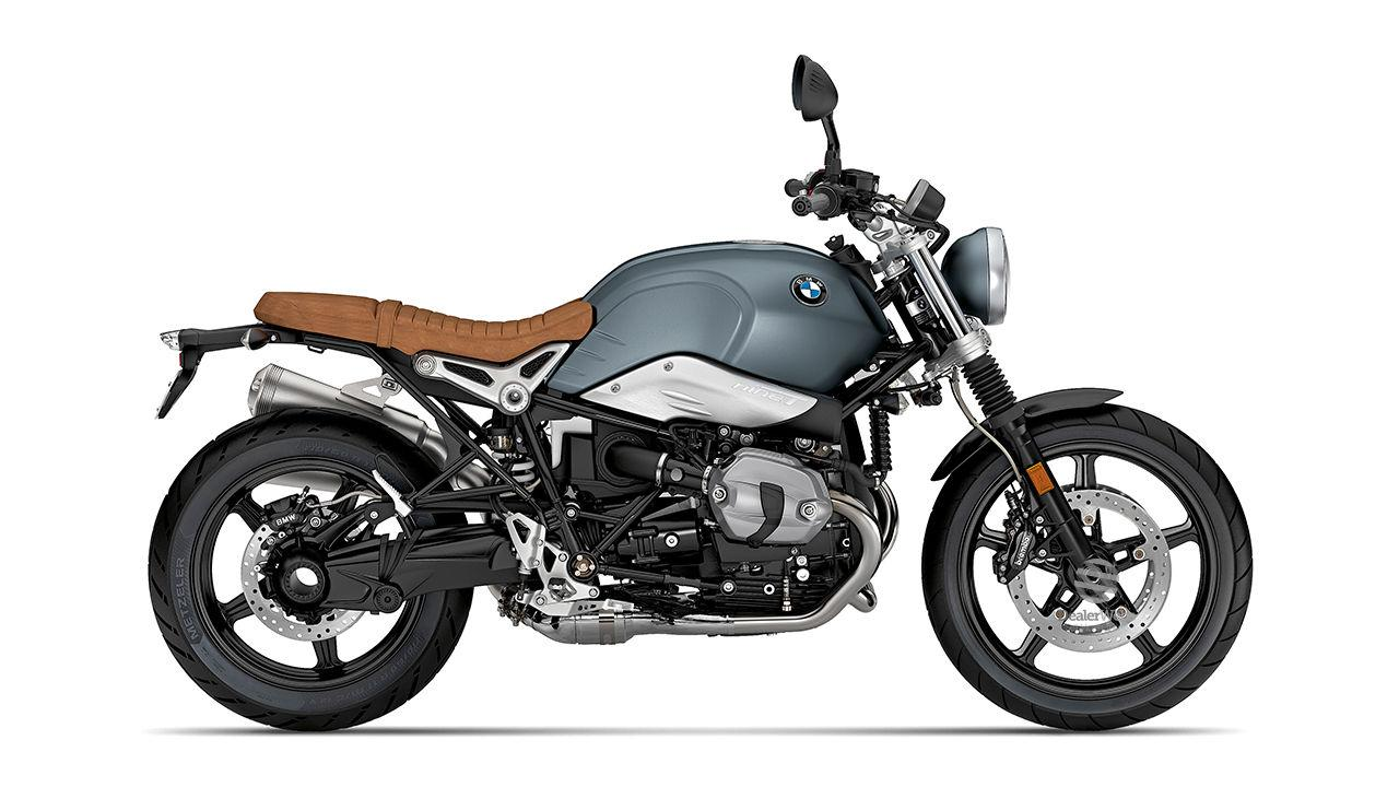 BMW R nineT Scrambler Sport