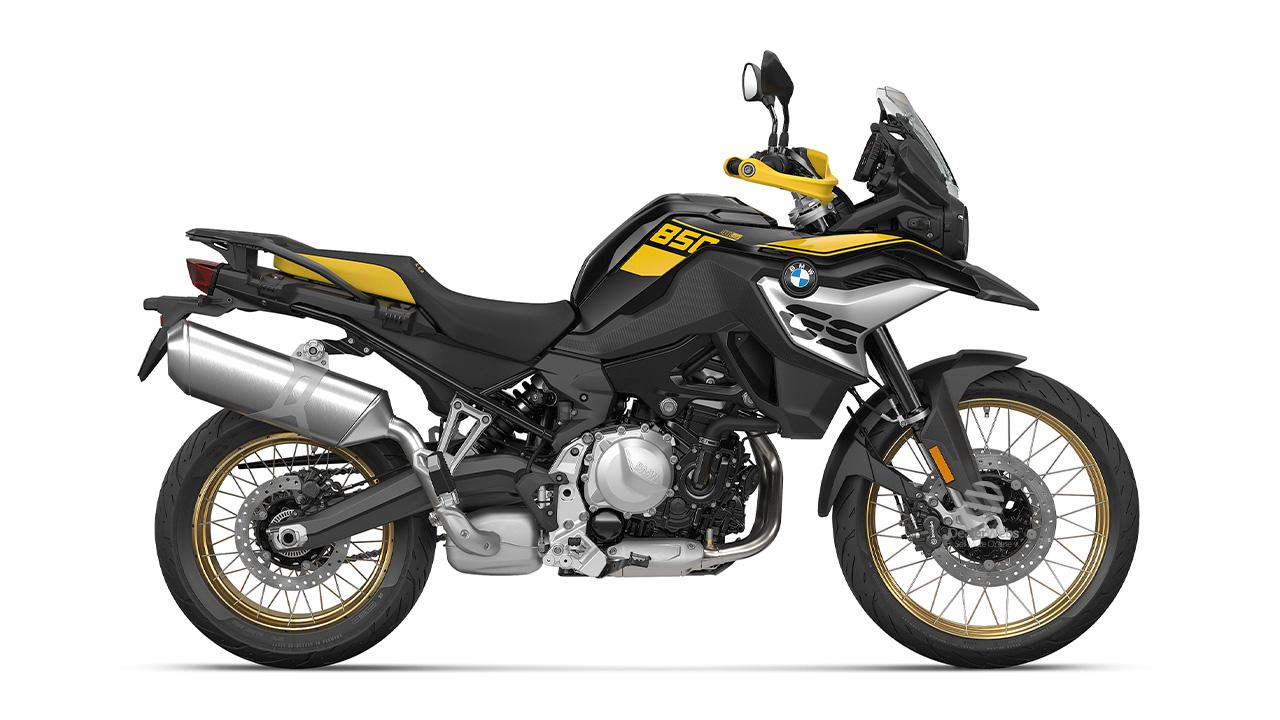 BMW F 850 GS Edition 40 Years GS