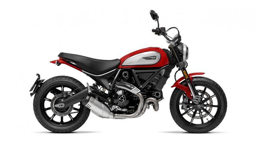 Rosso Ducati