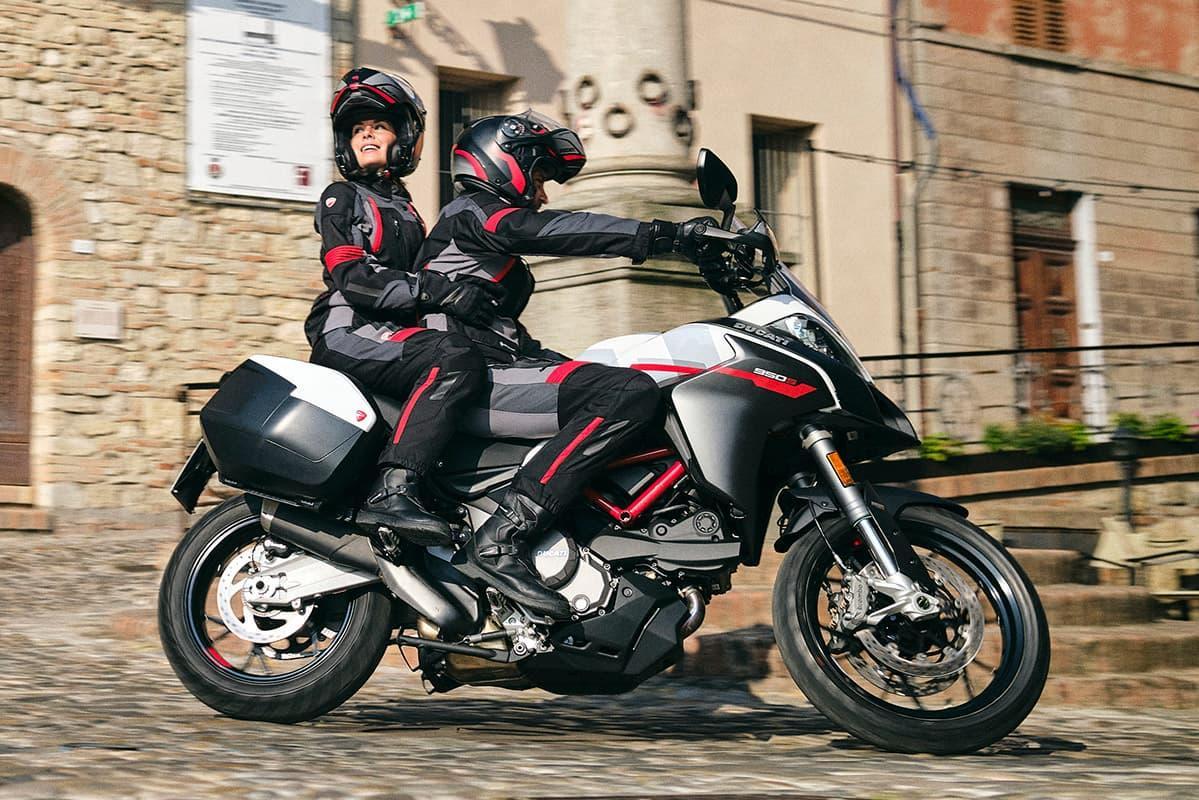 Ducati Multistrada 950 S Touring