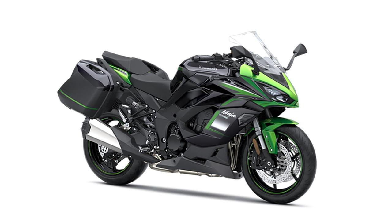 Kawasaki Ninja 1000 SX Tourer