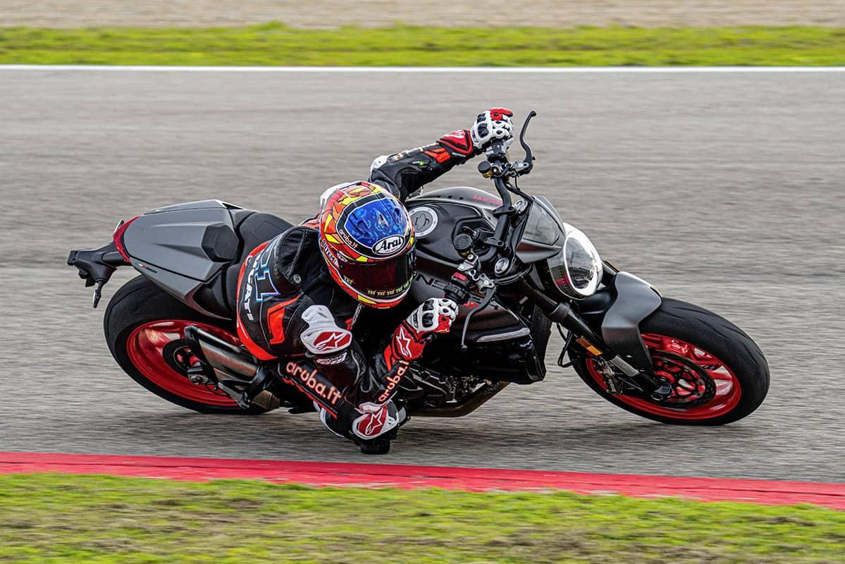 Ducati Monster+