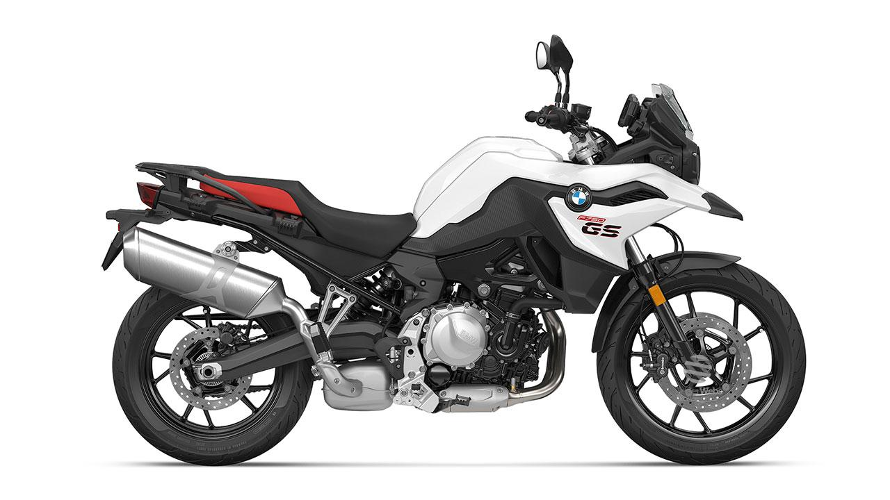BMW F 750 GS (Restricted)