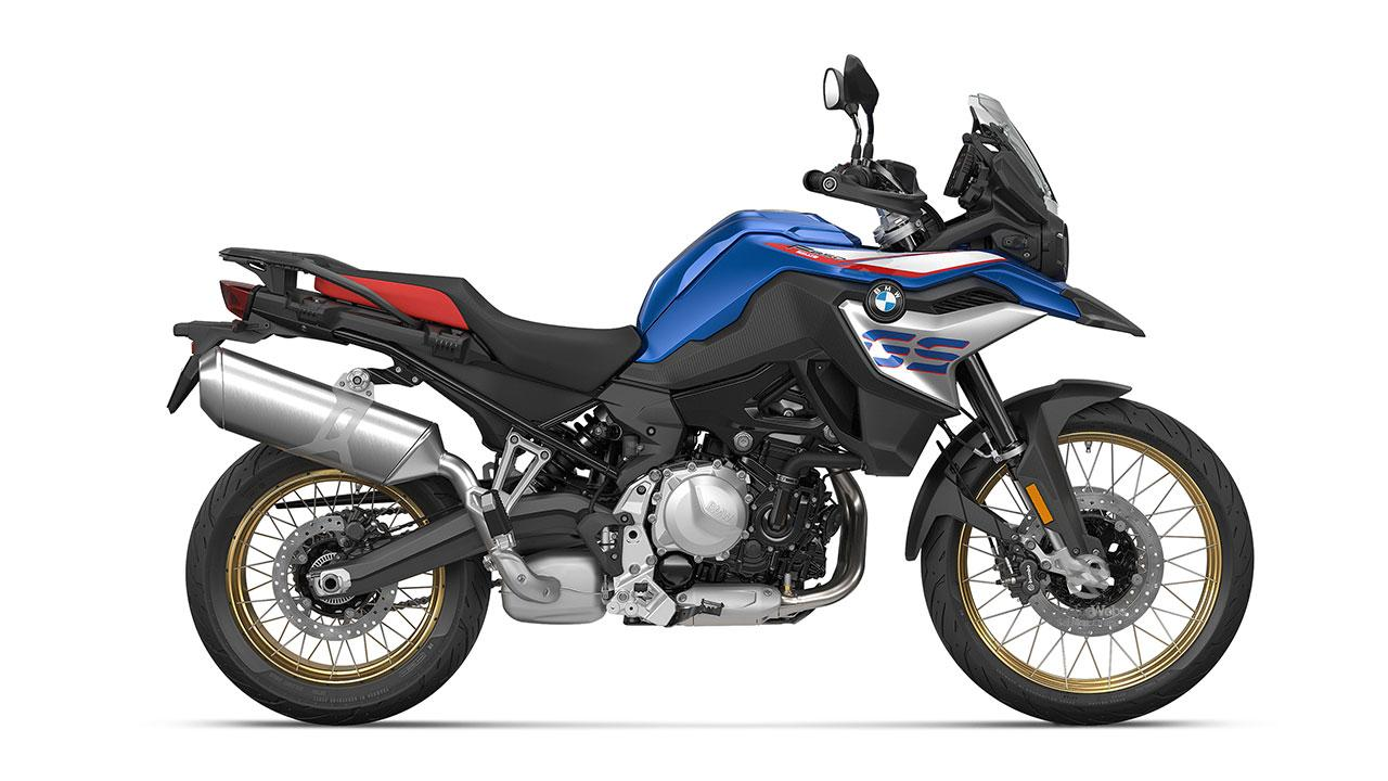 BMW F 850 GS (Restricted)