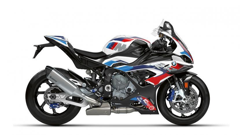 M RR in Light white/M Motorsport