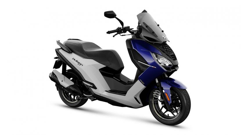 Pulsion RS 125 ABS