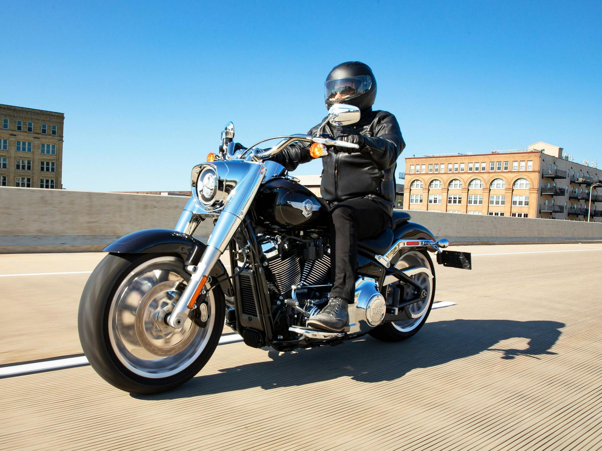 Harley-Davidson® Fat Boy™