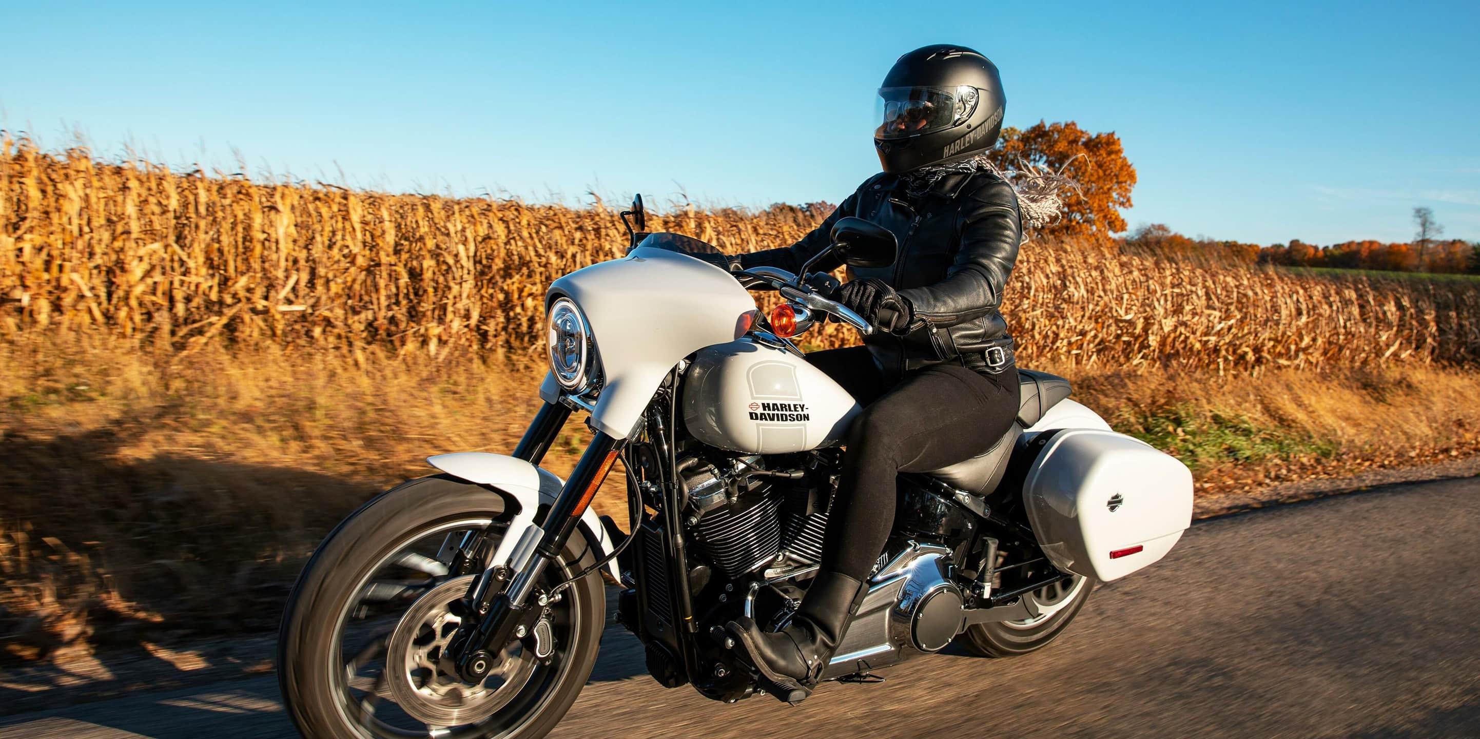 Harley-Davidson® Sport Glide™