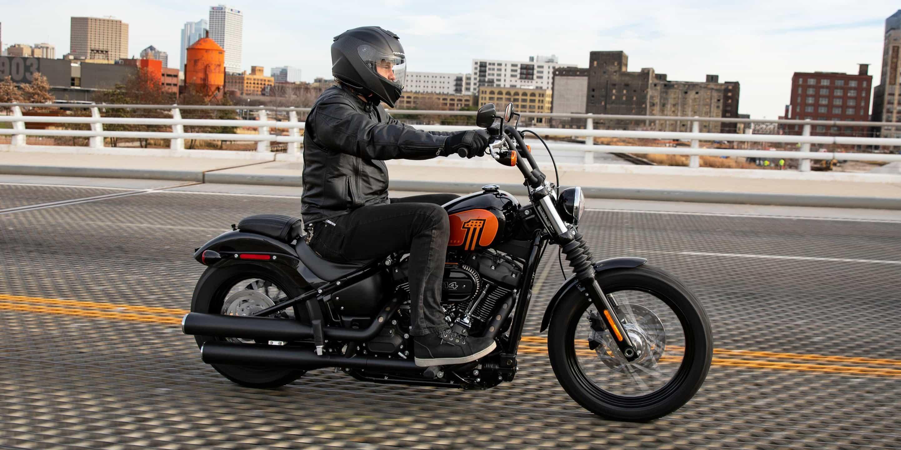 Harley-Davidson® Street Bob™