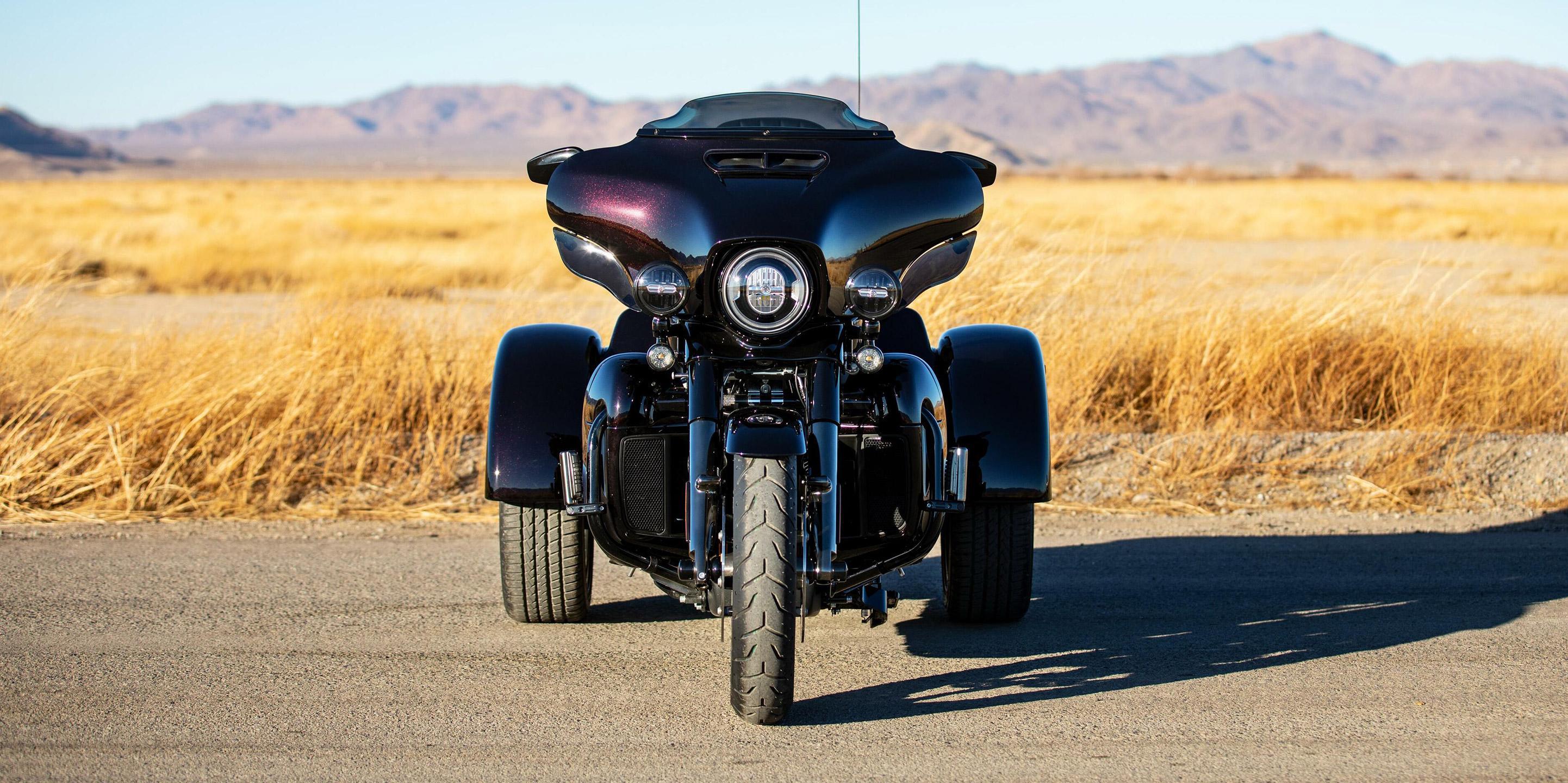 Harley-Davidson® CVO™ Tri Glide™