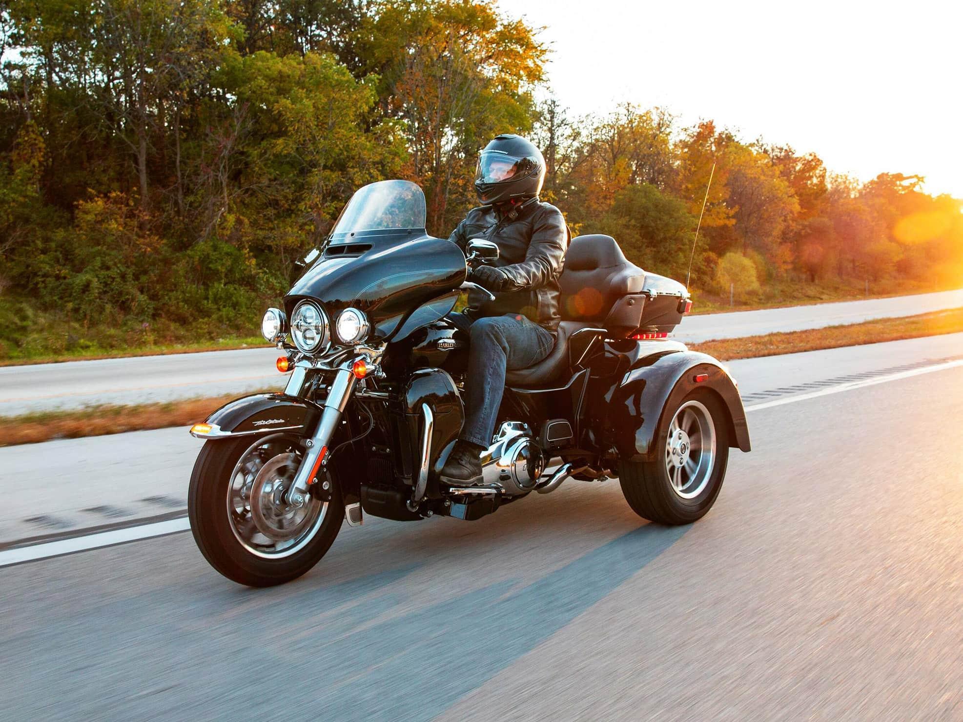 Harley-Davidson® Tri Glide™ Ultra