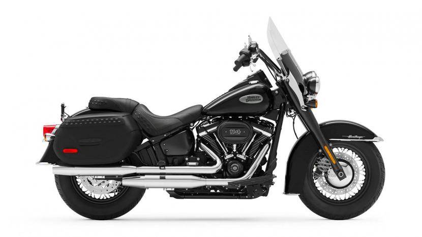 Vivid Black  (114 Engine with Black Finish)