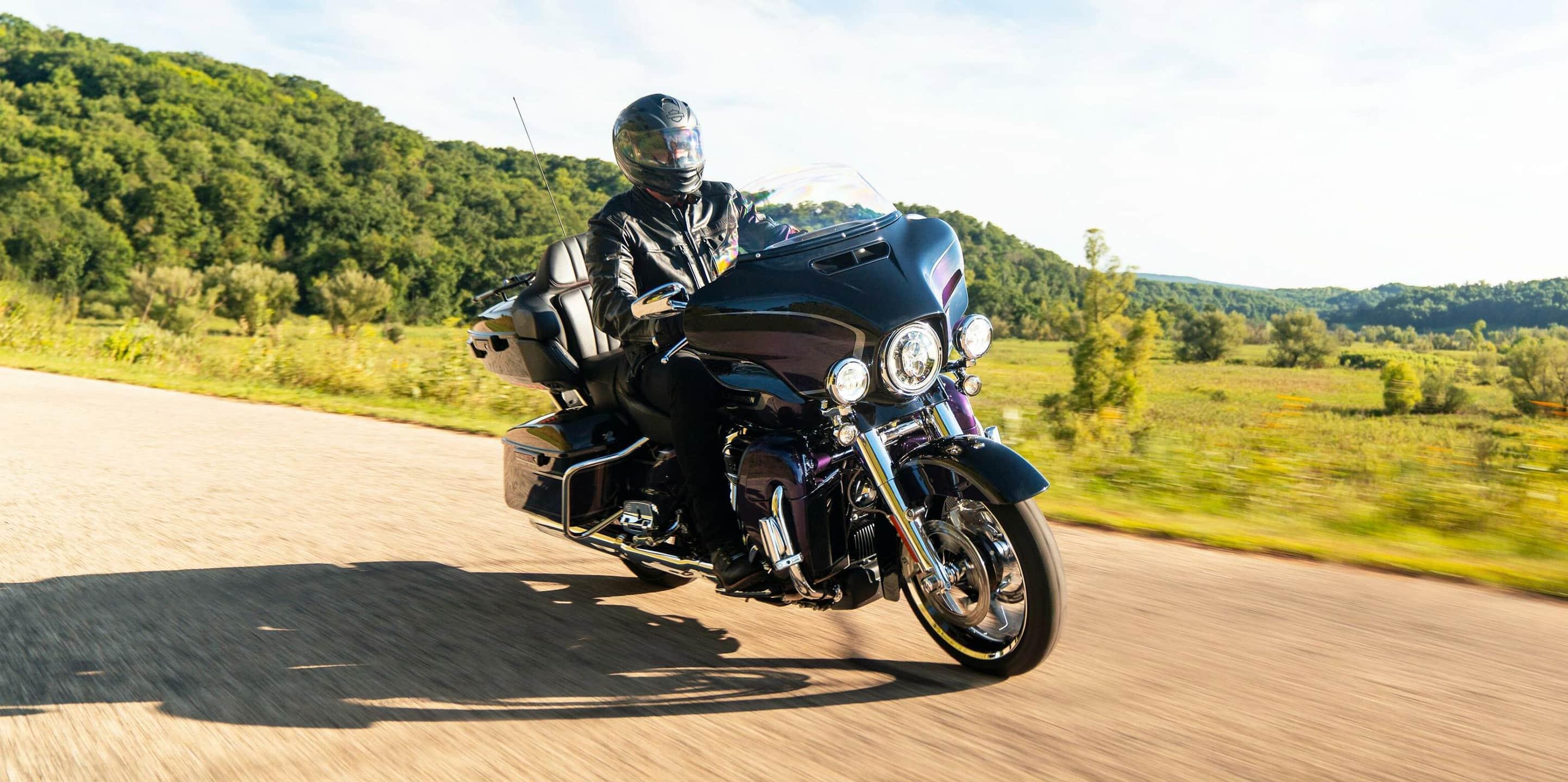 Harley-Davidson® CVO™ Limited
