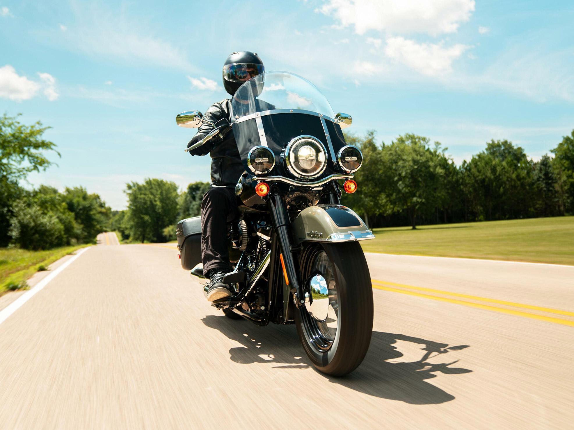 Harley-Davidson® Heritage Classic 114