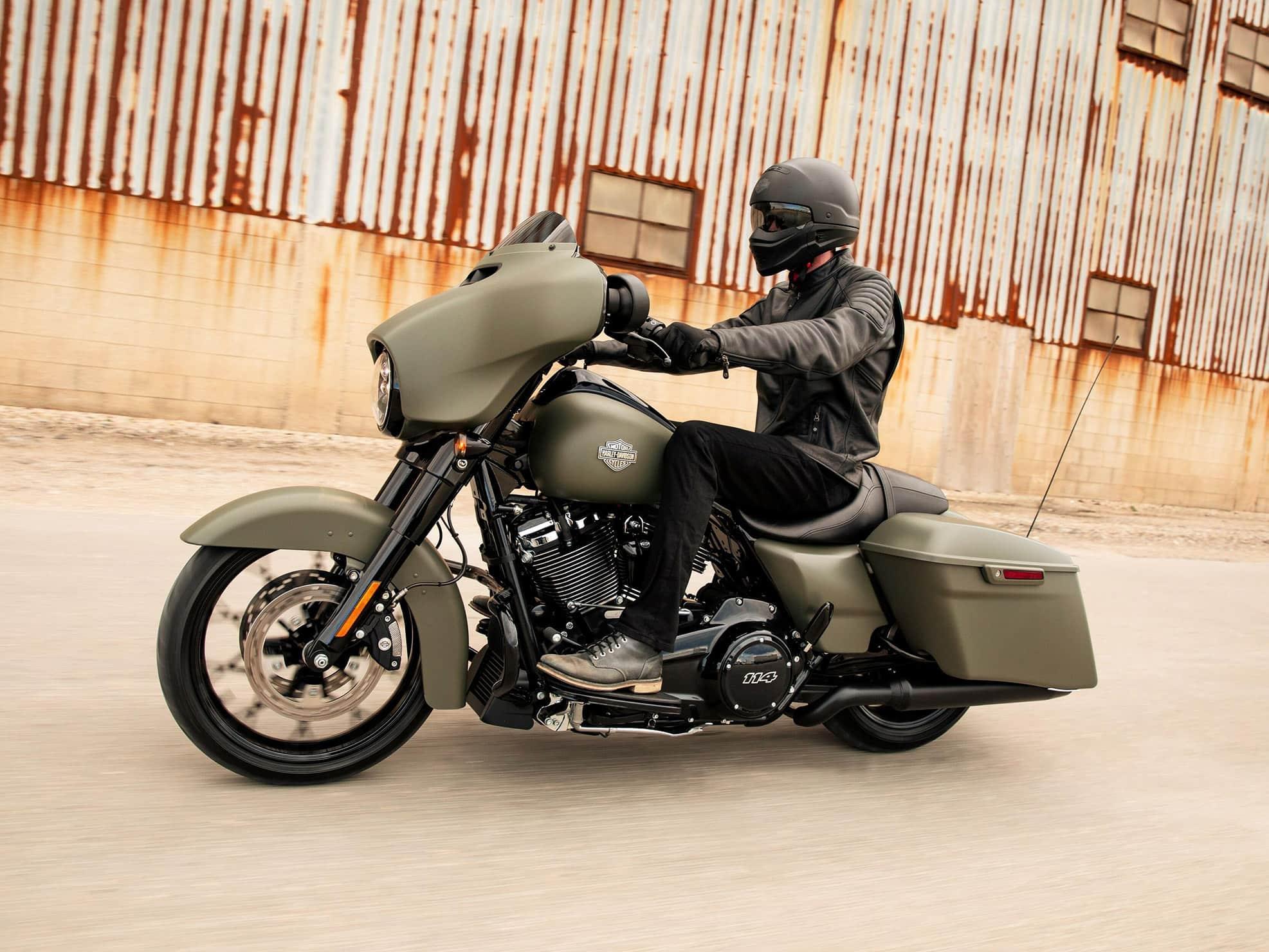Harley-Davidson® Street Glide™ Special