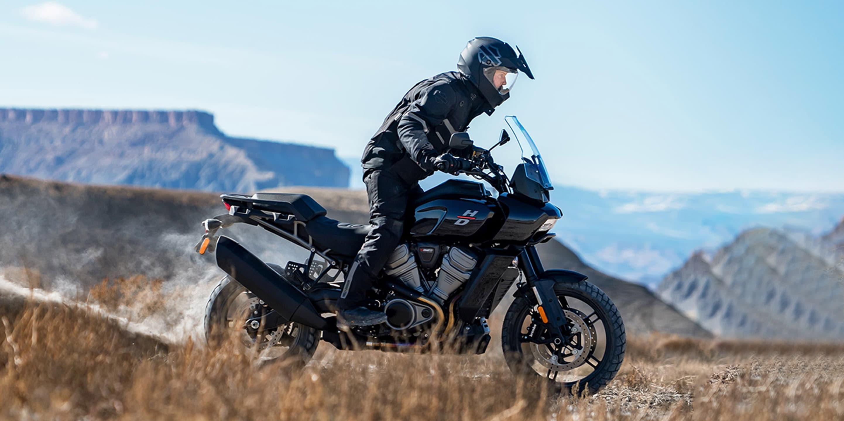 Harley-Davidson® Pan America™ 1250