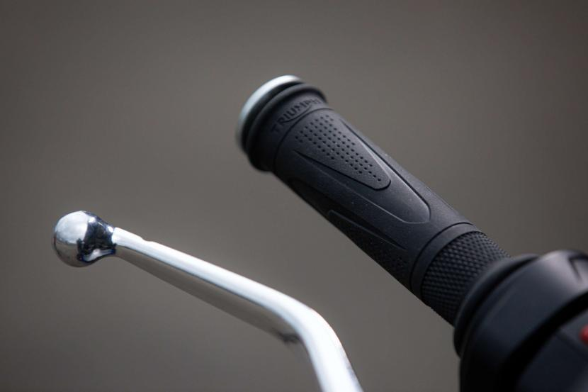 Tiger 850 Sport - Throttle Twist Grip