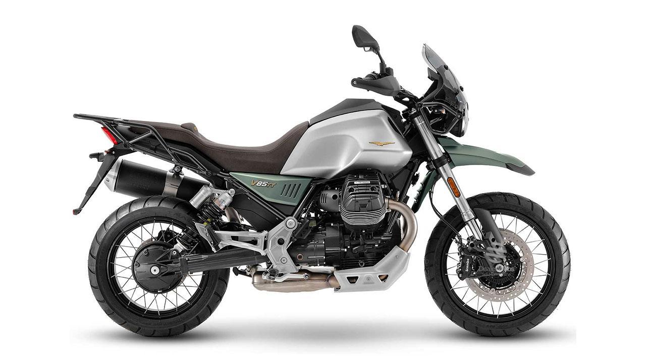 Moto Guzzi V85 TT Centenario 850
