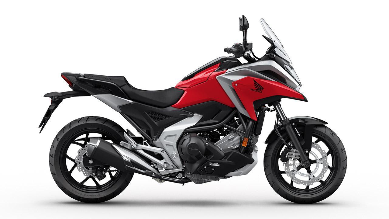 Honda NC750X DCT