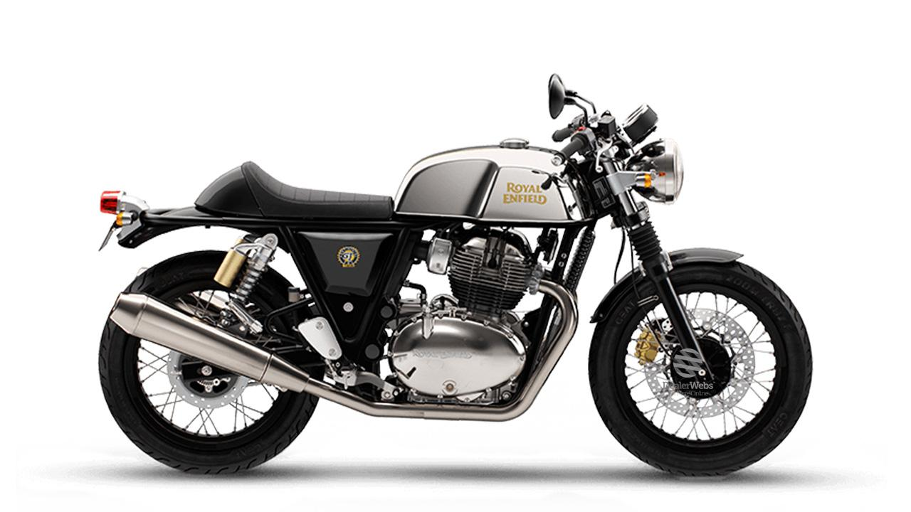 Royal Enfield Continental GT 650 Twin Chrome