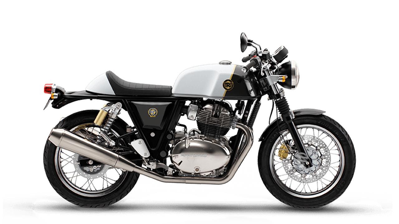 Royal Enfield Continental GT 650 Twin Dual Colour