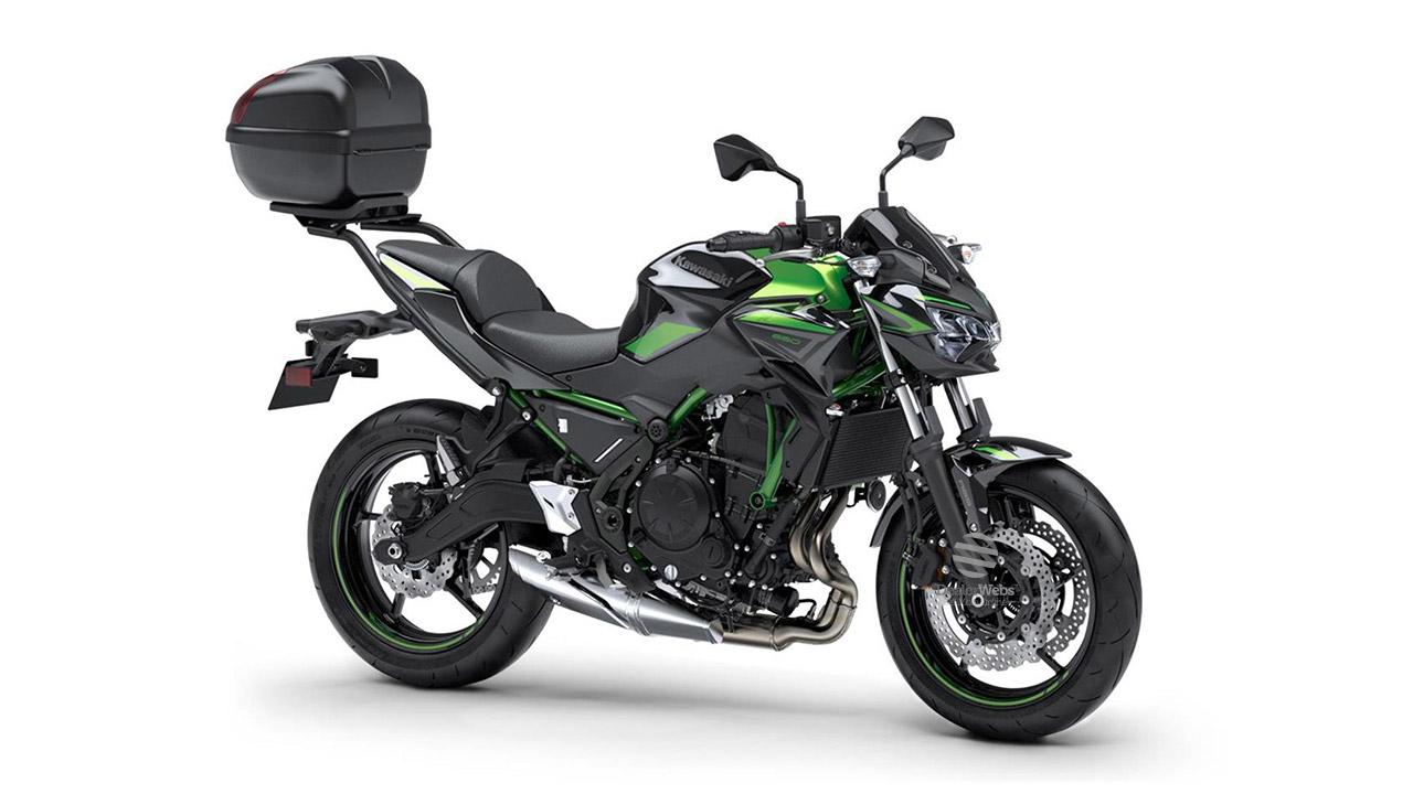 Kawasaki Z650 Urban