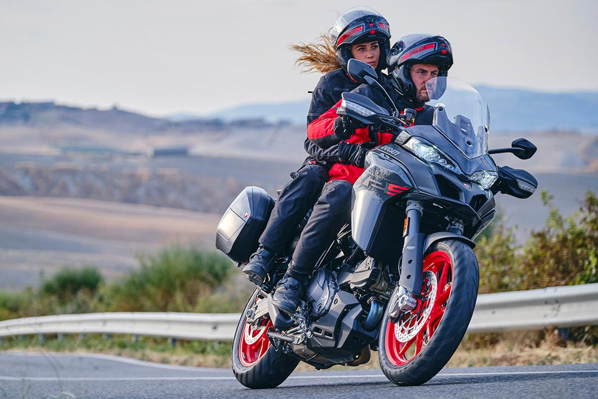 Ducati Multistrada V2 S