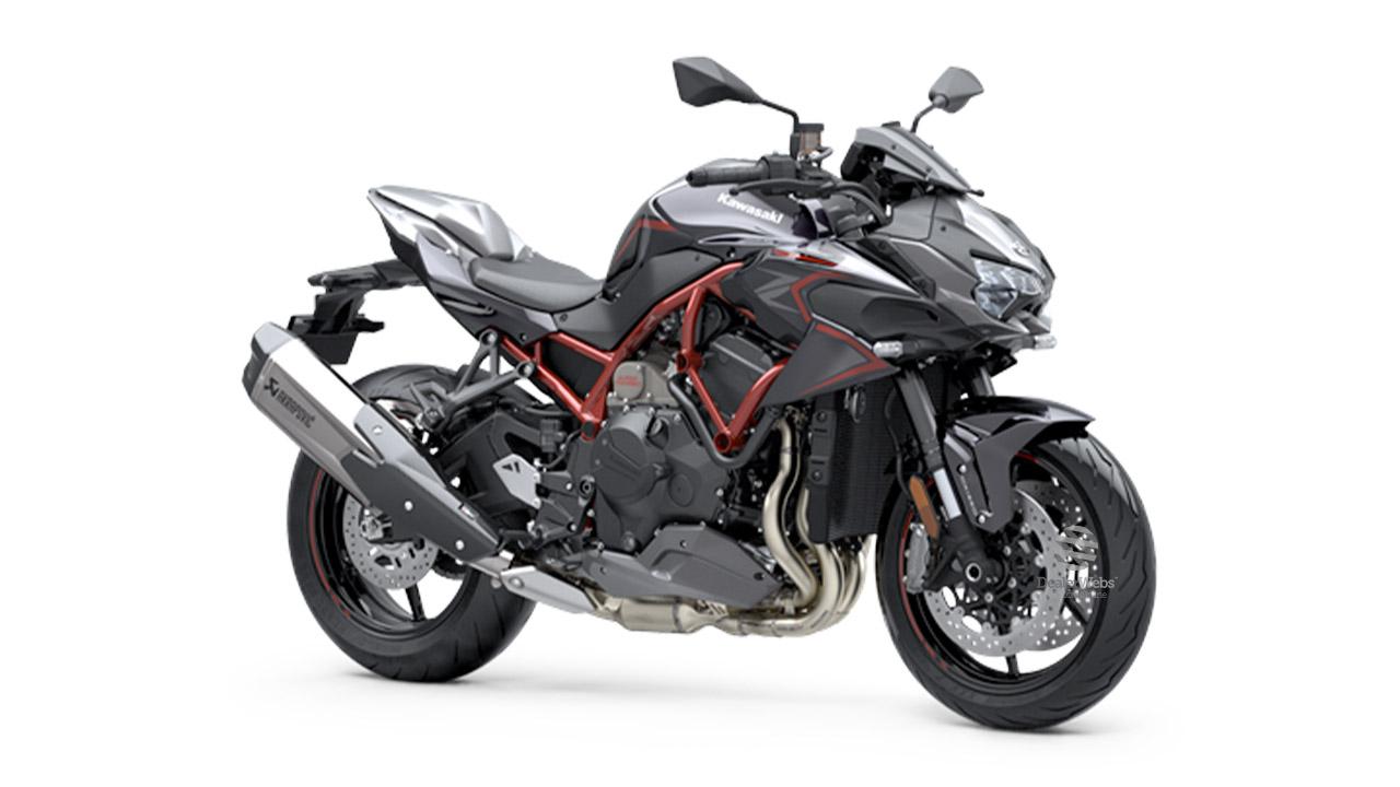 Kawasaki Z H2 Performance